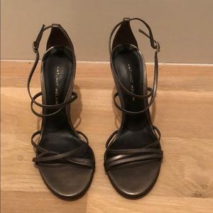 Antonio Melani strappy heels